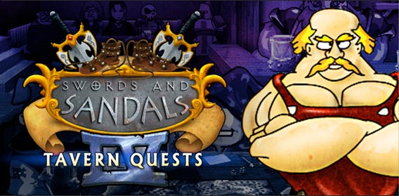 Swords and Sandals 4 Tavern Quests
