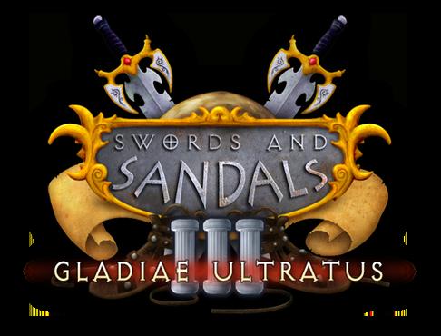 Swords and Sandals 3 Gladiae Ultratus